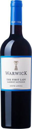Warwick Estate - The First Lady Cabernet Sauvignon 2017 75cl Bottle