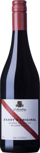 d'Arenberg - The d'Arry's Original Grenache Shiraz 2015 75cl Bottle