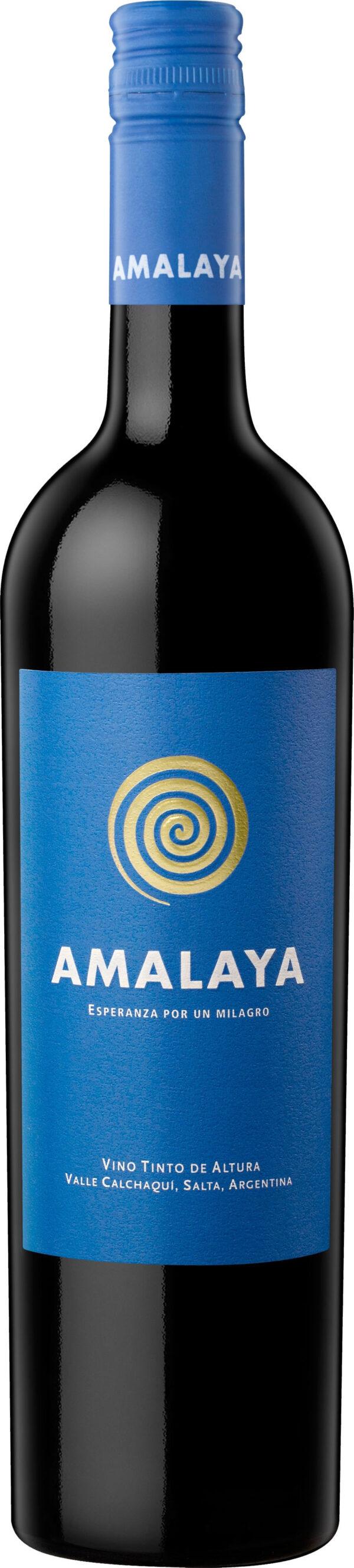 Amalaya - Amalaya Tinto Malbec 2019 75cl Bottle