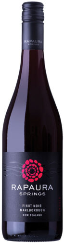 Rapaura Springs - Pinot Noir 2019 75cl Bottle