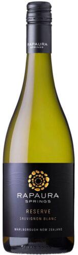 Rapaura Springs - Reserve Sauvignon Blanc 2019 75cl Bottle