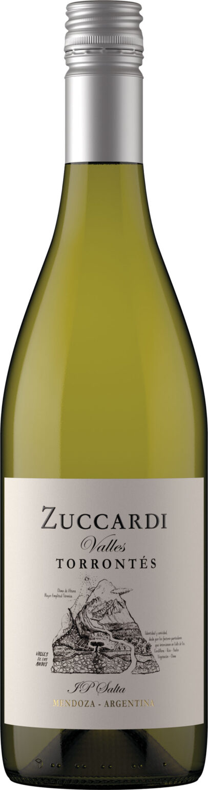 Zuccardi - Valles Torrontes 2019 75cl Bottle