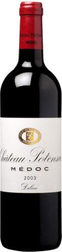 Chateau Potensac - Medoc 2003 75cl Bottle