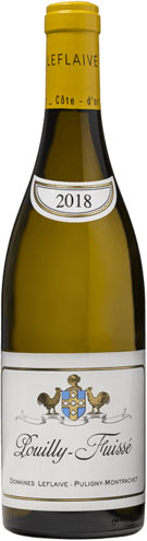 Domaines Leflaive - Pouilly-Fuiss 2018 75cl Bottle