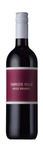 Fabrizio Vella - Rosso Organico 2018 75cl Bottle