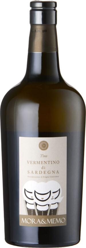 Mora & Memo - Tino Vermentino di Sardegna DOC Sardinia 2019 75cl Bottle